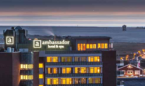 Musicbox Deluxe Kunde: Ambassador Hotel & Spa St. Peter Ording